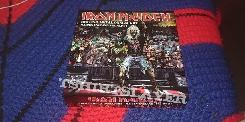 Iron Maiden bootleg box set