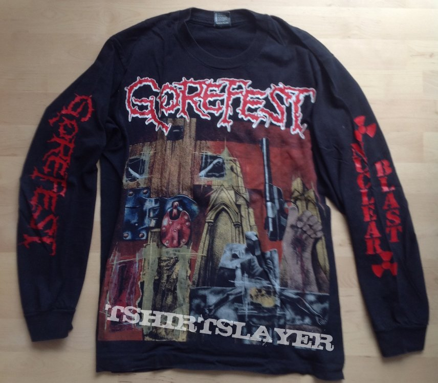 Gorefset - False Longsleeve - two of a kind