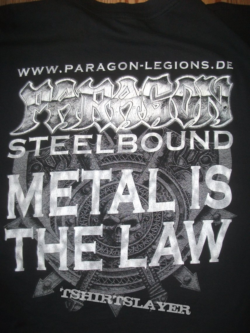 Paragon Steelbound t-shirt