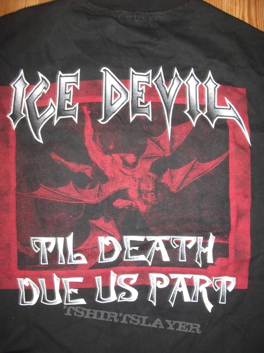Iced Earth Ice Devil Fan Club shirt | TShirtSlayer TShirt