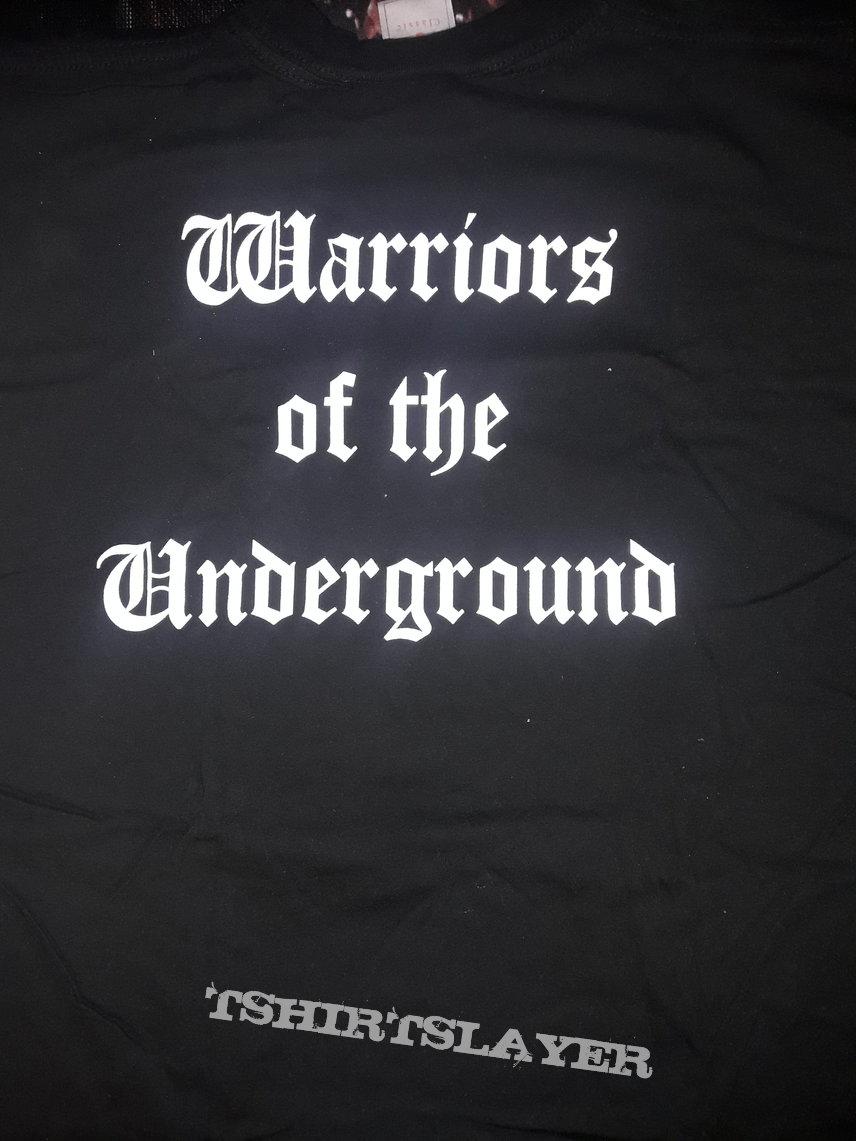 Stormwarrior tee