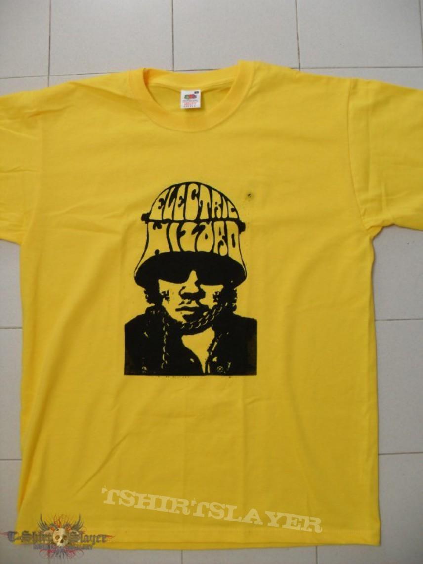 Electric wizard chopper shirt dffl tshirtslayer tshirt for Wizard t shirt printing