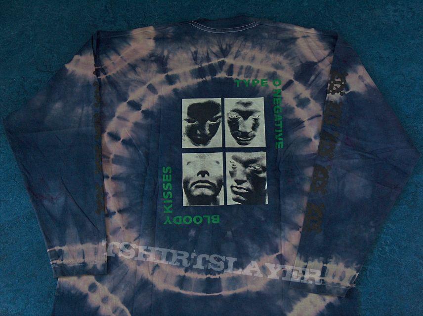 Type O Negative - 1995 Batic Bloody Kisses Longsleeve
