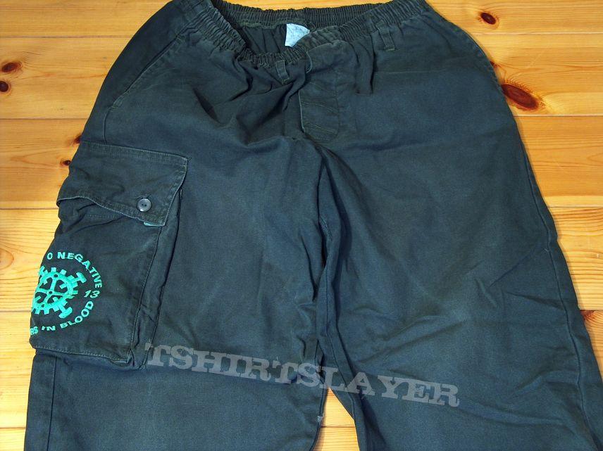 Type O Negative - Hammergear Black Pants