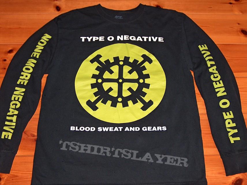 Type O Negative - None More Negative Bootleg Longsleeve