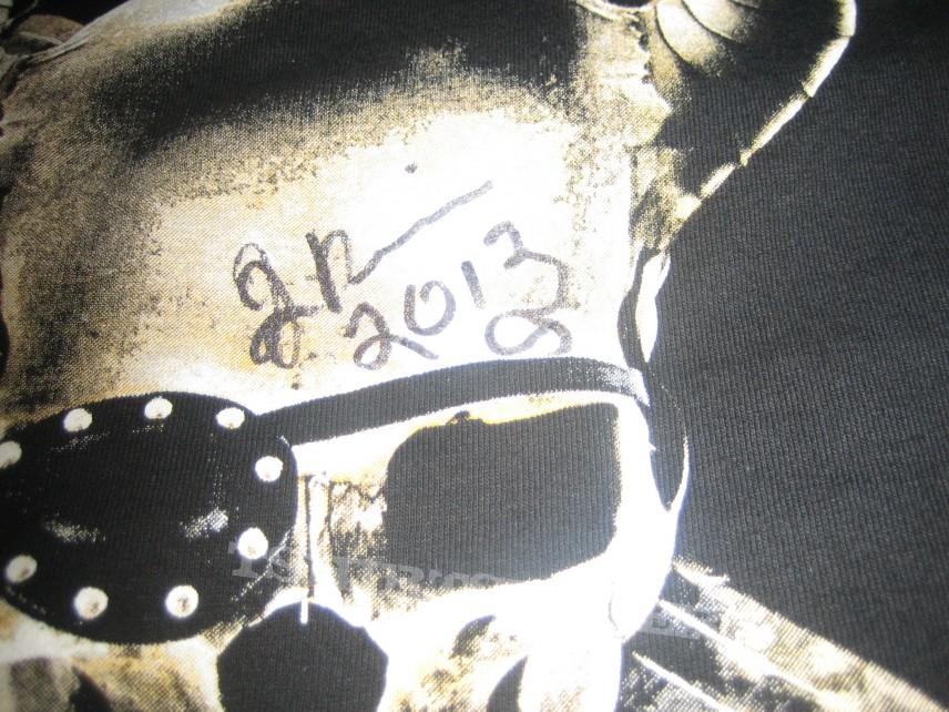 TShirt or Longsleeve - Helstar tour shirt (Signed!)