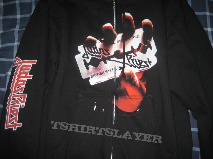 Hooded Top - Judas Priest - British Steel hoodie