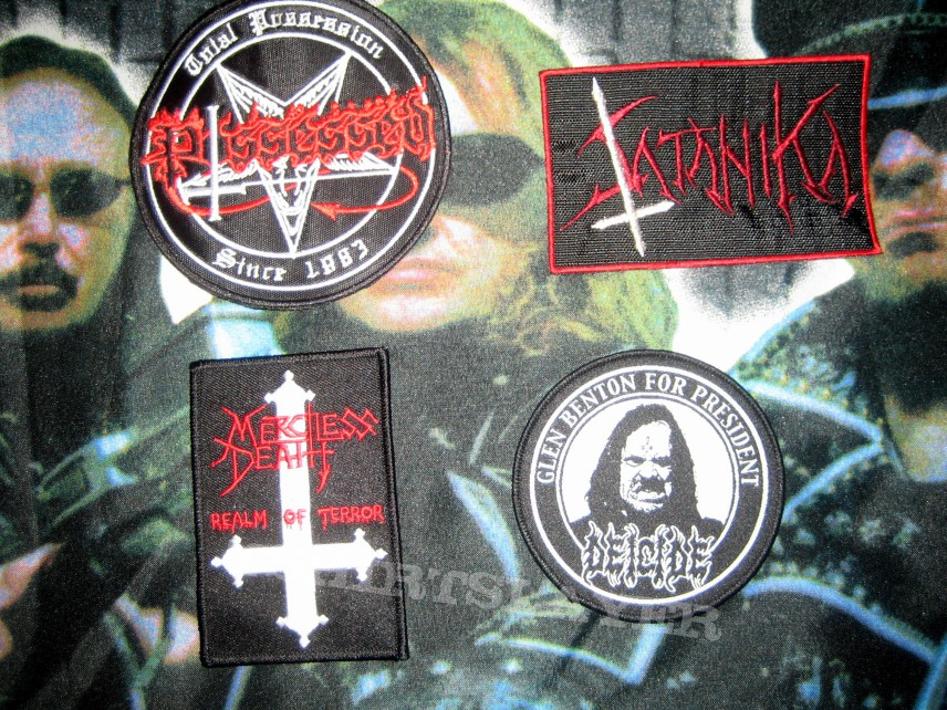 Other Collectable - Death patches