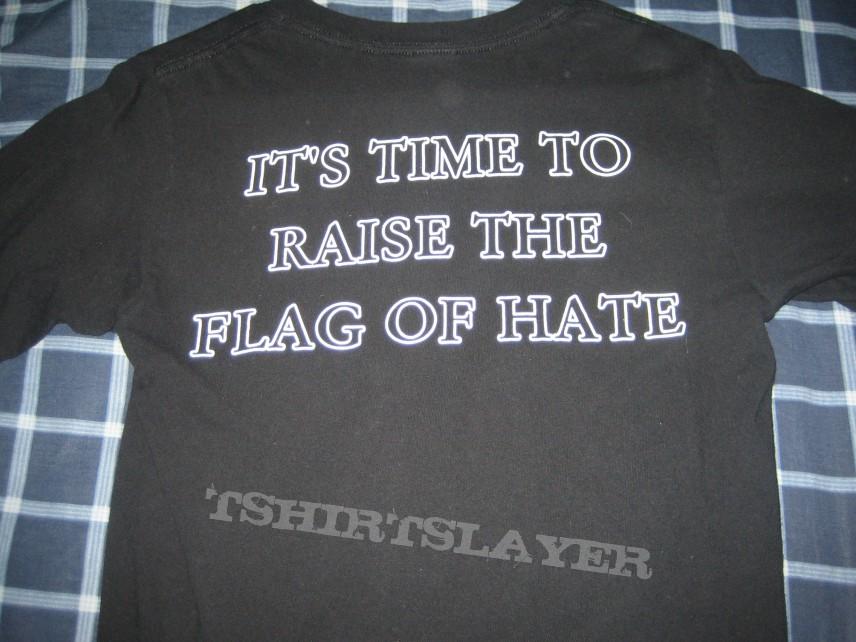 TShirt or Longsleeve - Kreator - Flag of Hate shirt