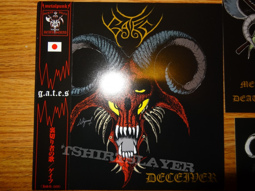 Other Collectable - G.A.T.E.S Deceiver EP