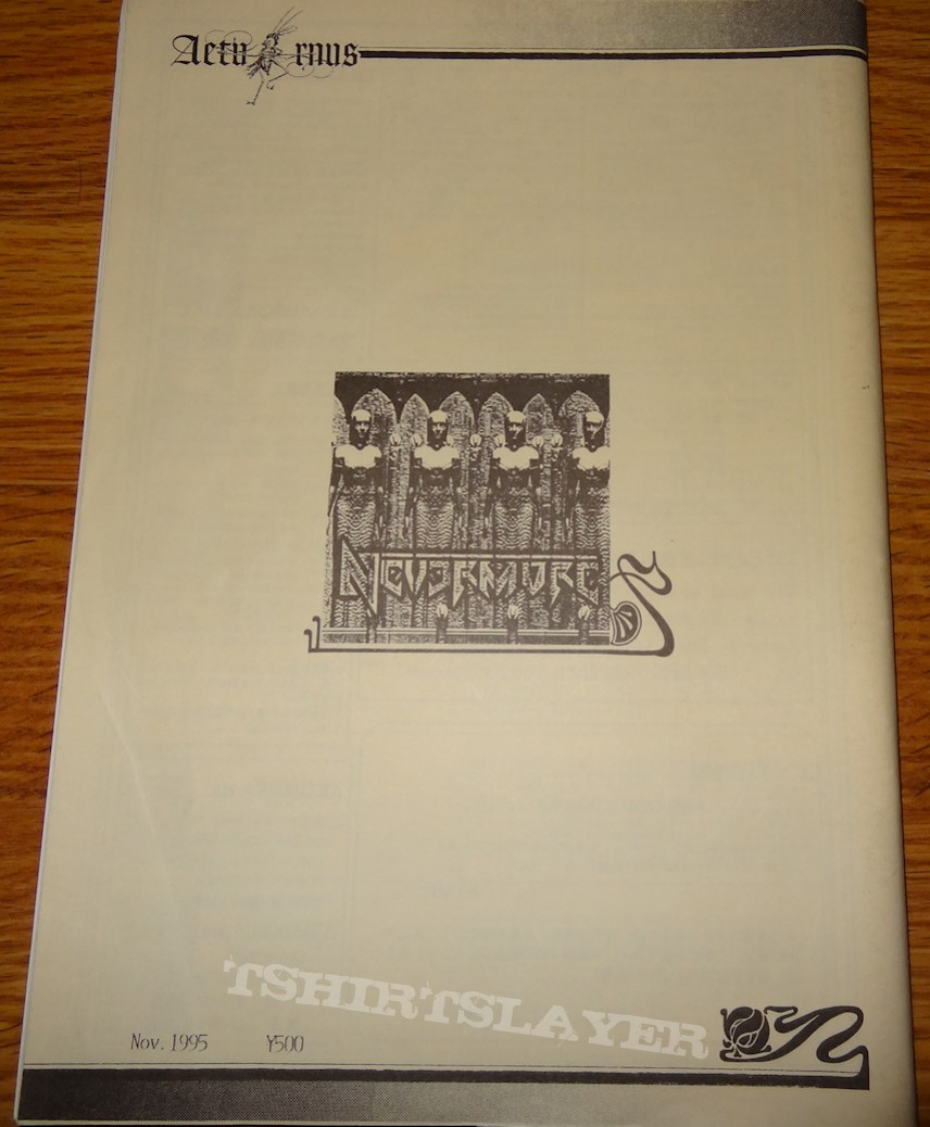 Other Collectable - Aeturnus Vol. 0 1995