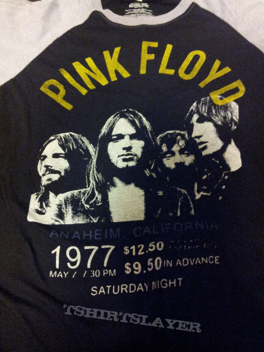 Pink Floyd Tour 77 Shirt Tshirtslayer Tshirt And