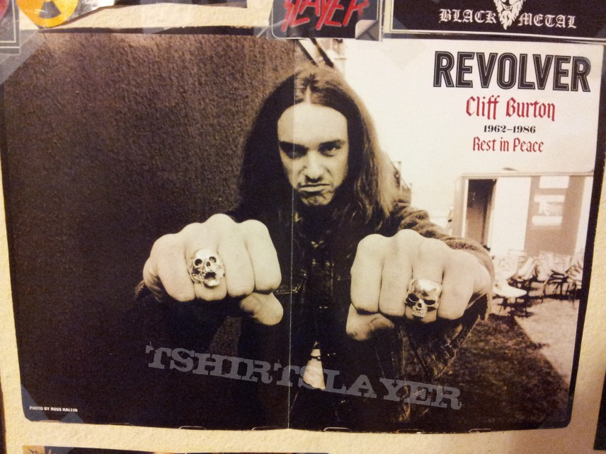 Other Collectable - Revolver Magazine posters