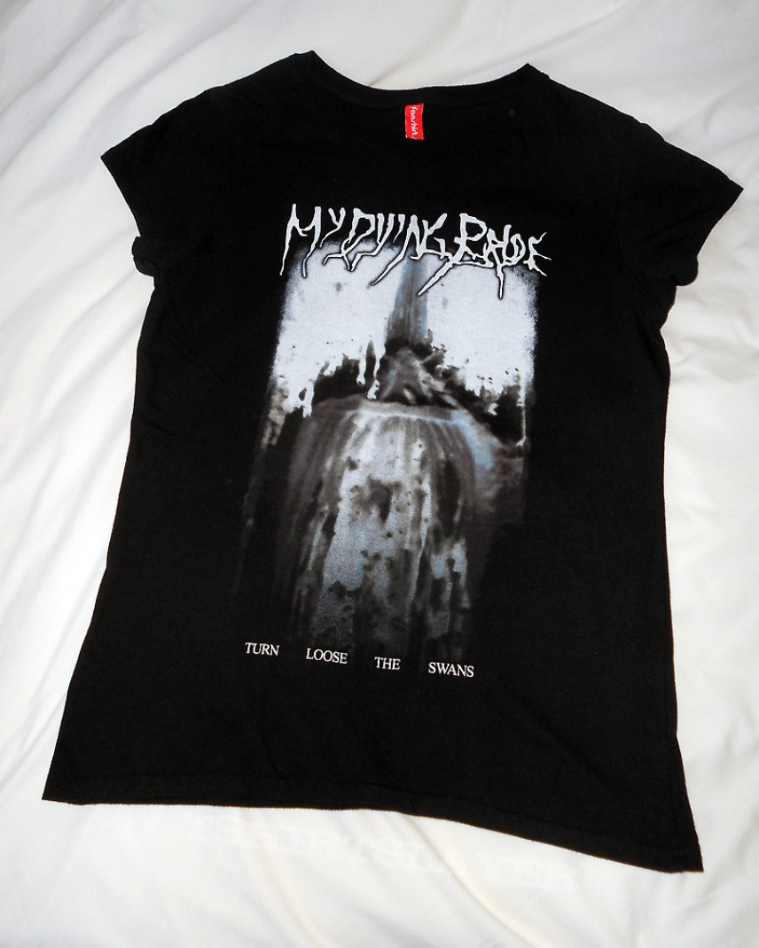 TShirt or Longsleeve - My Dying Bride Turn Loose the Swans Shirt
