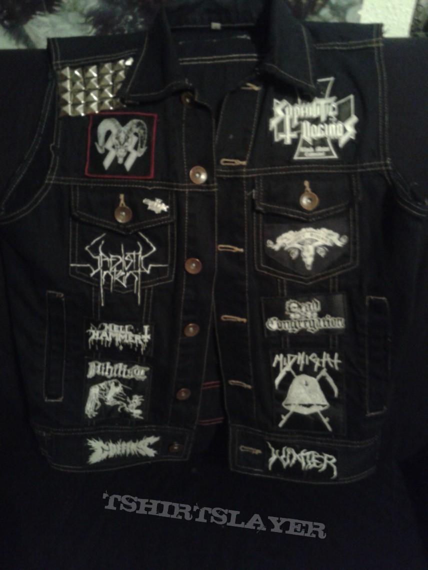 Battle Jacket - Ugh