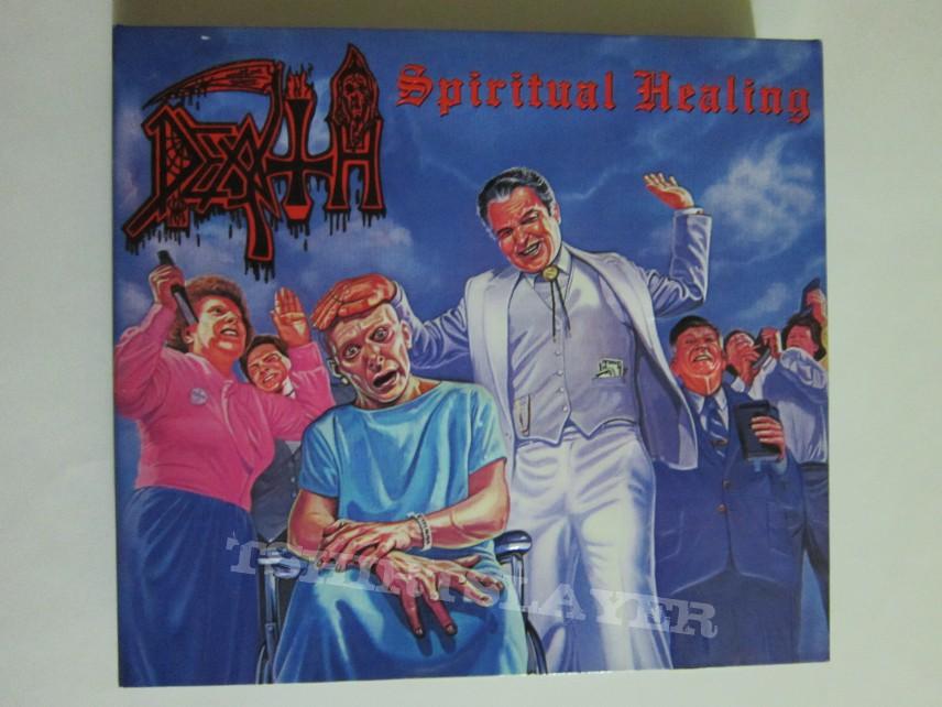 Death - Spiritual Healing Deluxe Edition | TShirtSlayer ...