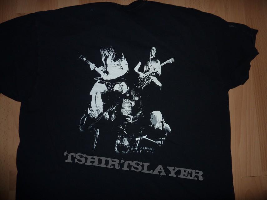 TShirt or Longsleeve - crushing Jackhammer