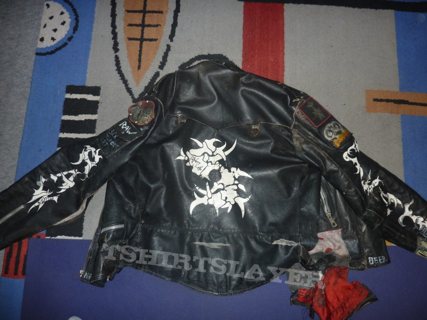 Battle Jacket - jack