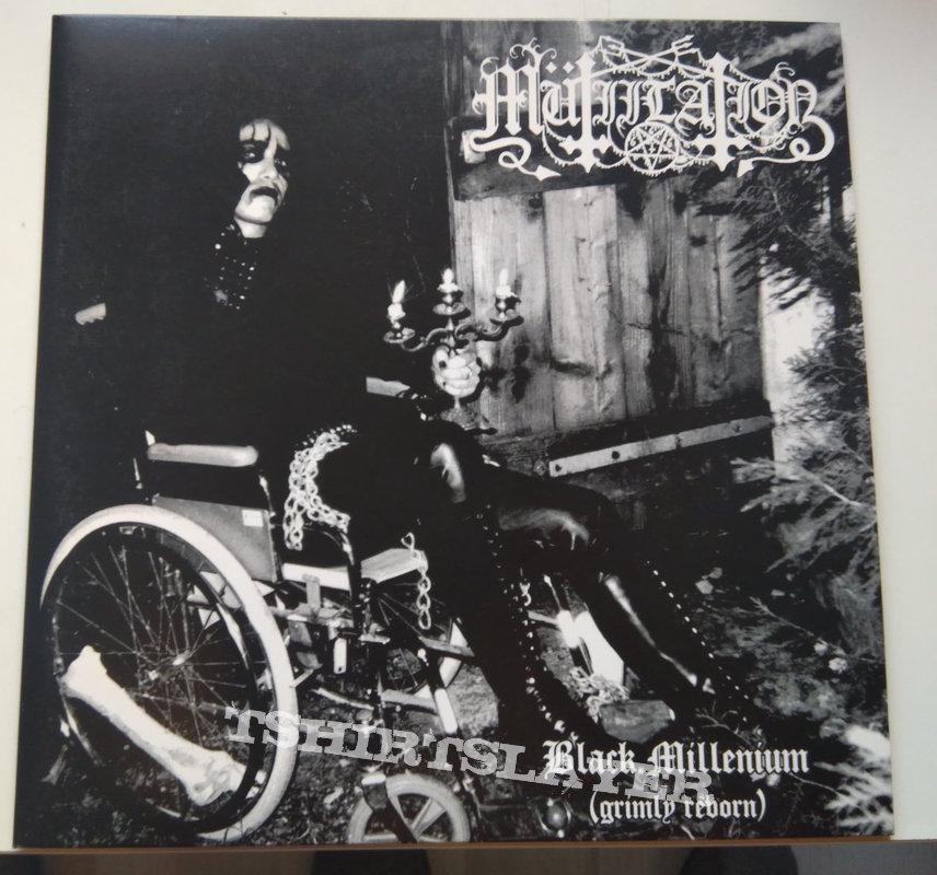 Mutiilation - Black Millenium (Grimly Reborn) (Vinyl)