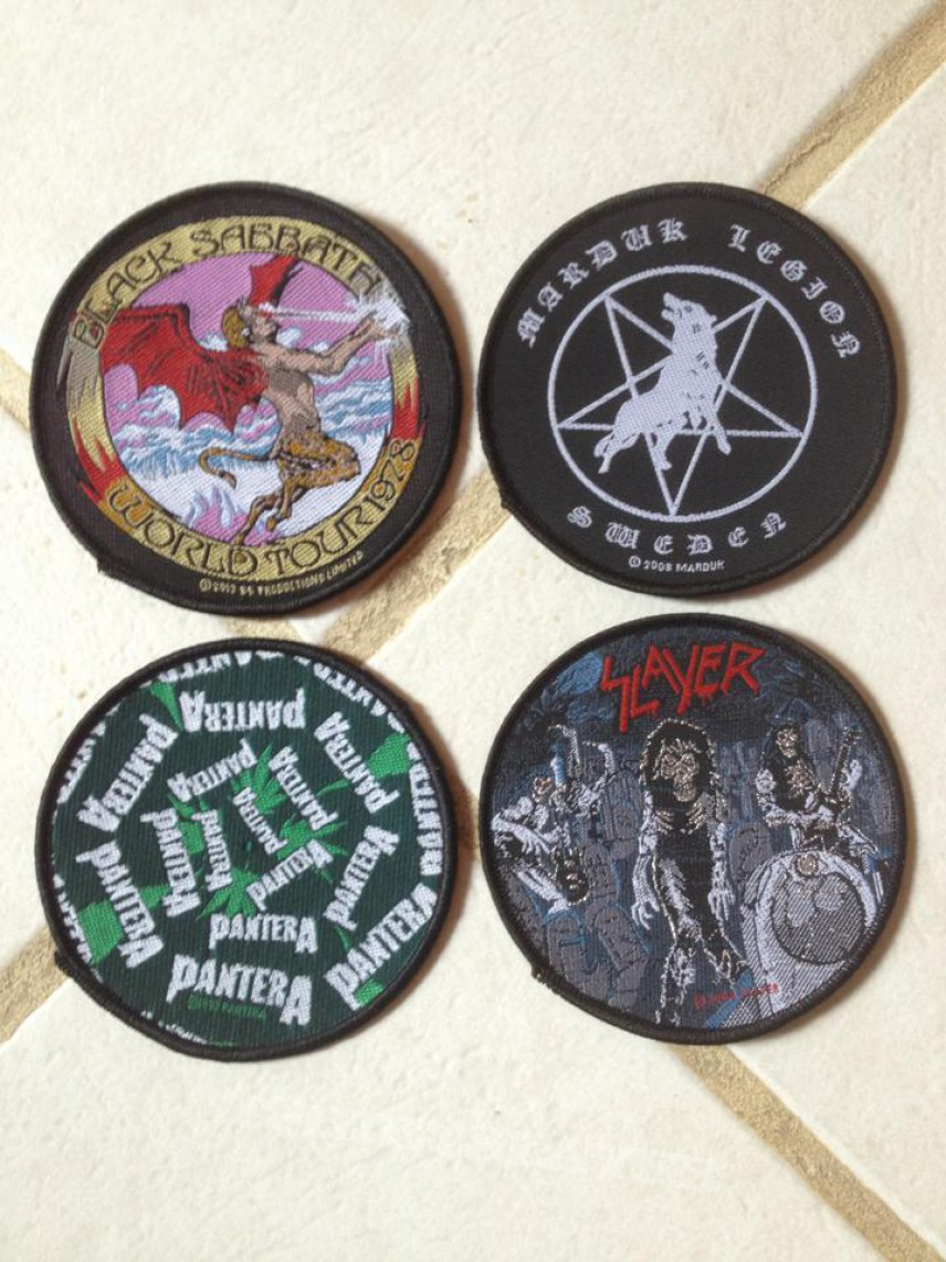 Patch - Patches from Goddess.nl