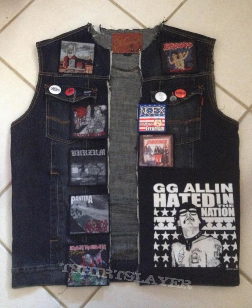 Update battle jacket
