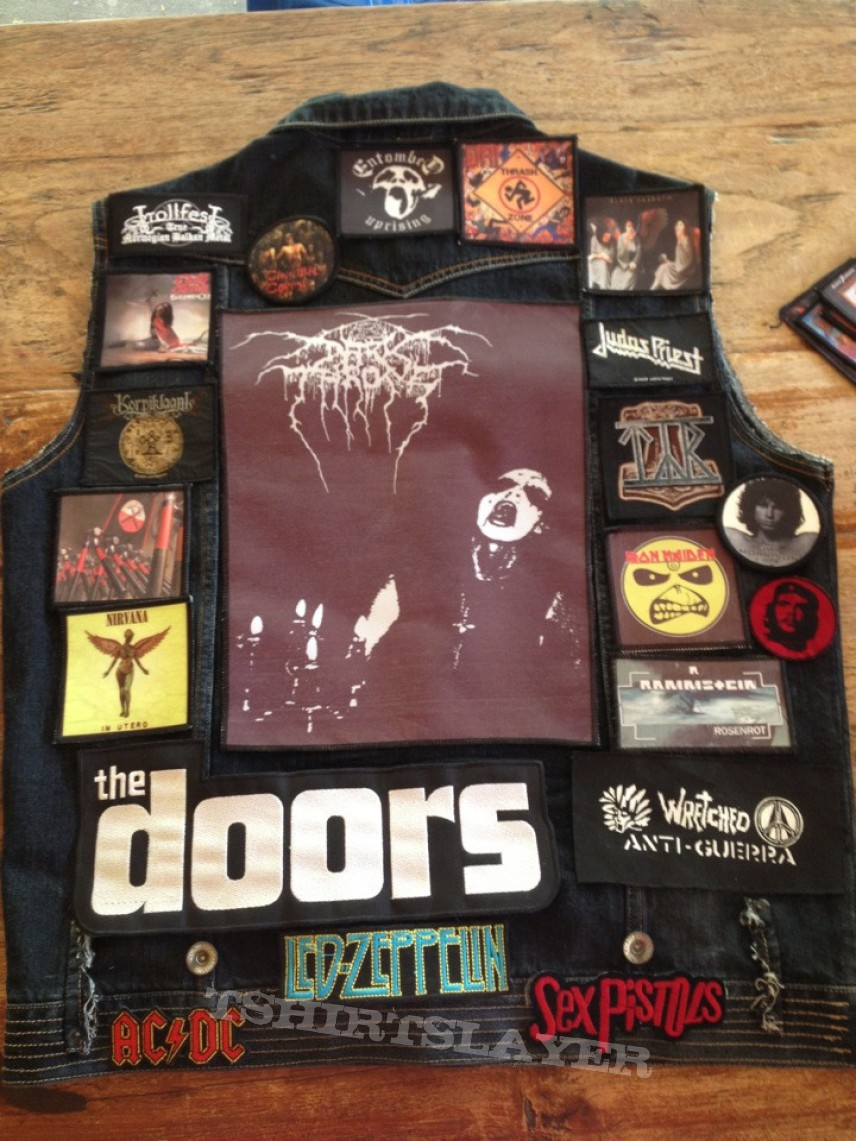 Battle jacket lay out for now