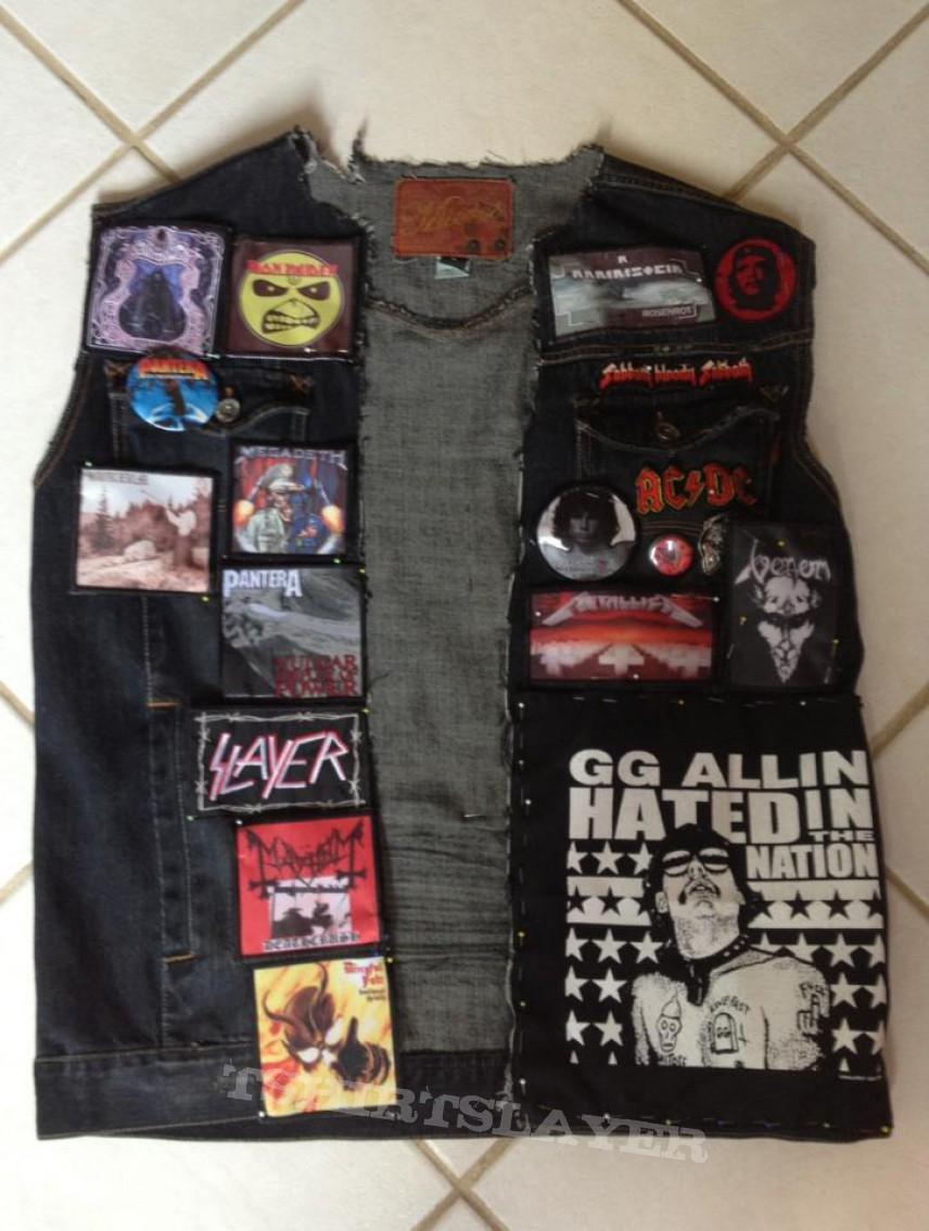 Battle Jacket - Update to my battle jacket (finally!)
