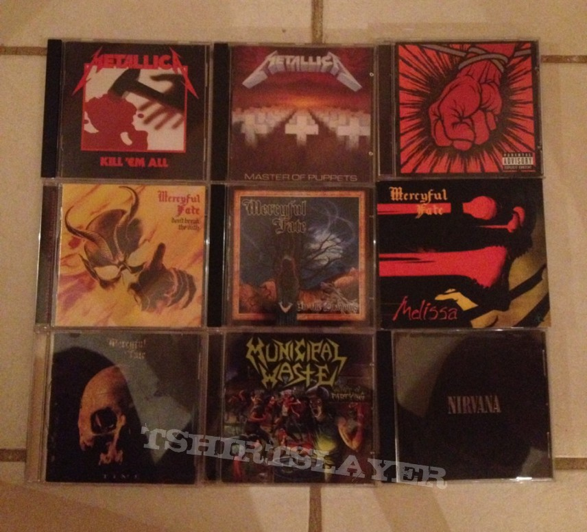 Other Collectable - My CD collection until now.
