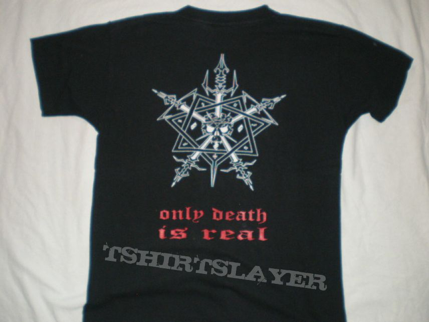 Hellhammer ´apocalyptic raids` shirt