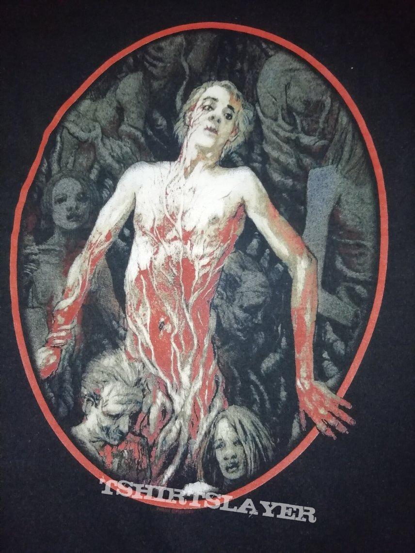 "CANNIBAL CORPSE ""the bleeding"" Hoodie"
