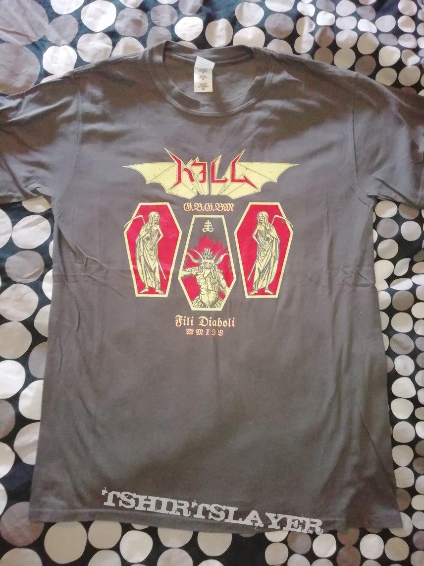 4x KILL shirts