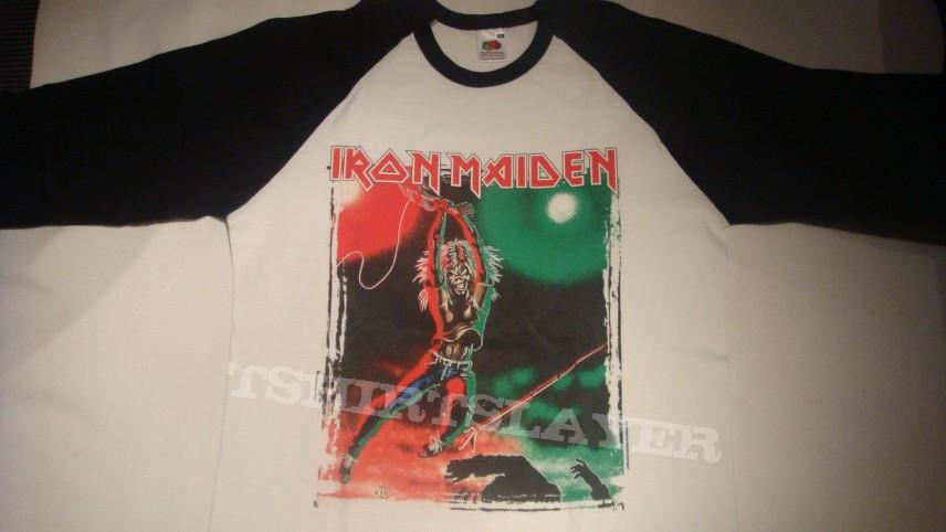 TShirt or Longsleeve - Iron Maiden 'Rainbow'