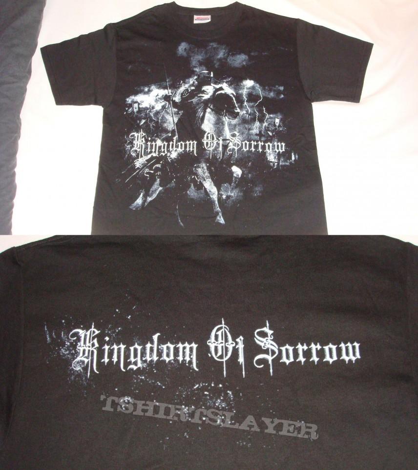 TShirt or Longsleeve - Kingdom Of Sorrow 'Album'