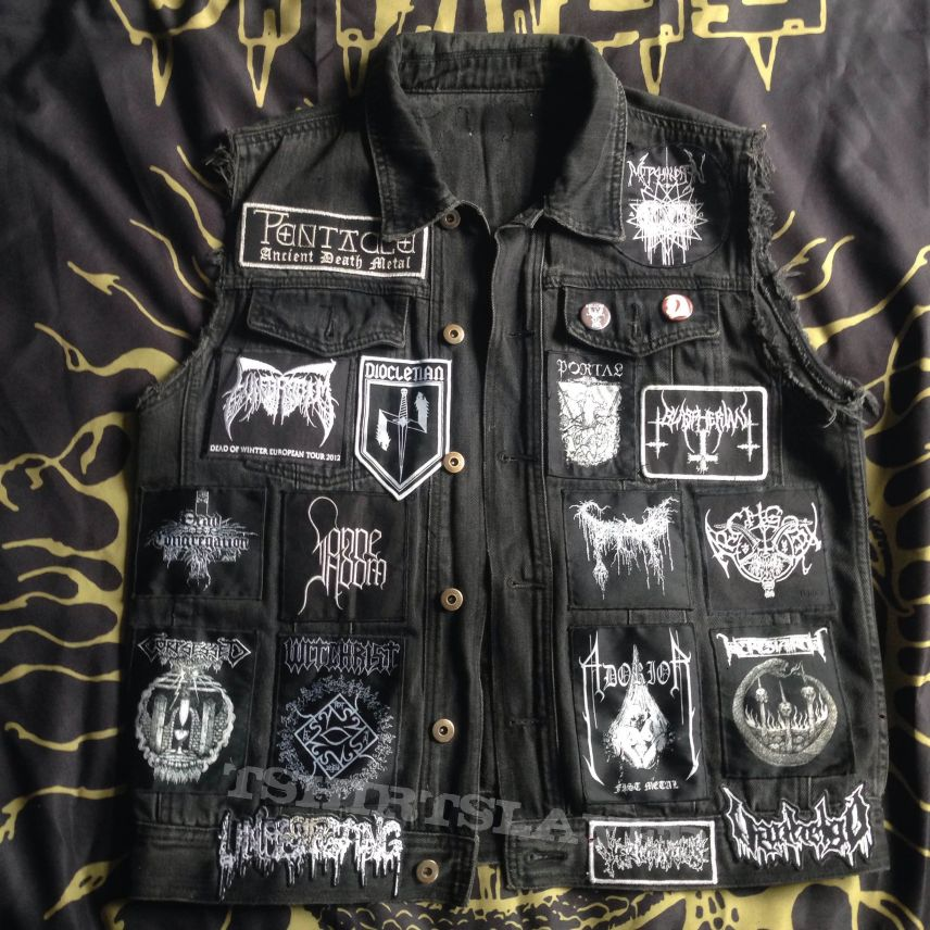 Slightly updated vest