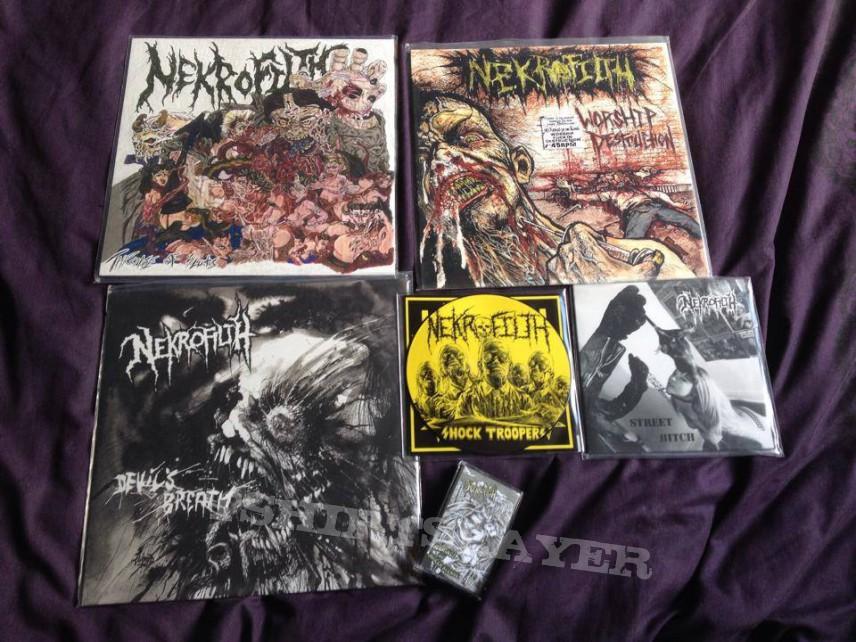 Nekrofilth records