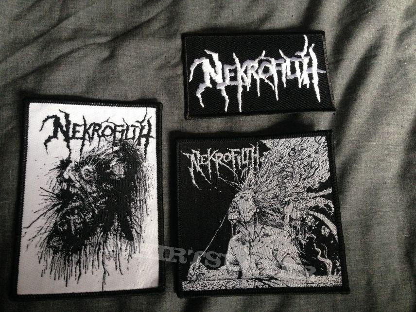 Nekrofilth patches
