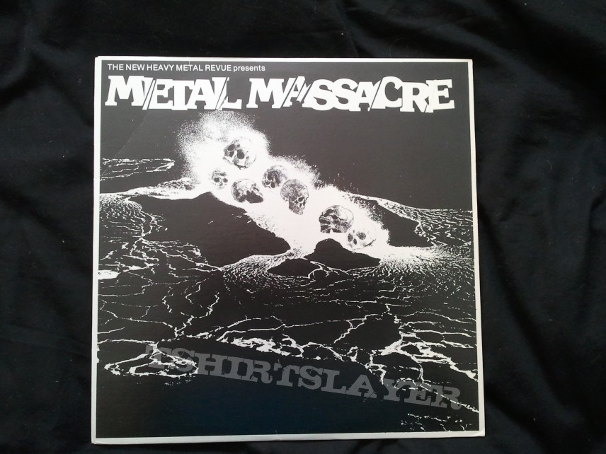 Other Collectable - Metal Massacre