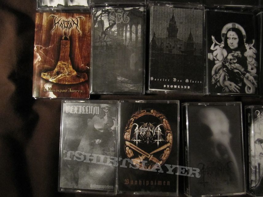 Other Collectable - My small tape collection