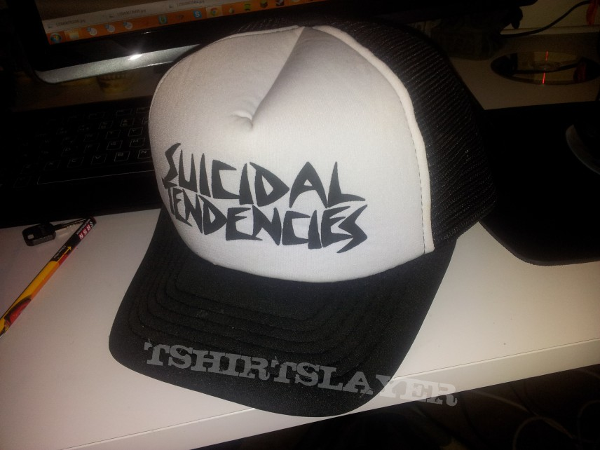 e176cb4ca2c Other Collectable - Suicidal Tendencies  quot Suicidal quot  flip hat