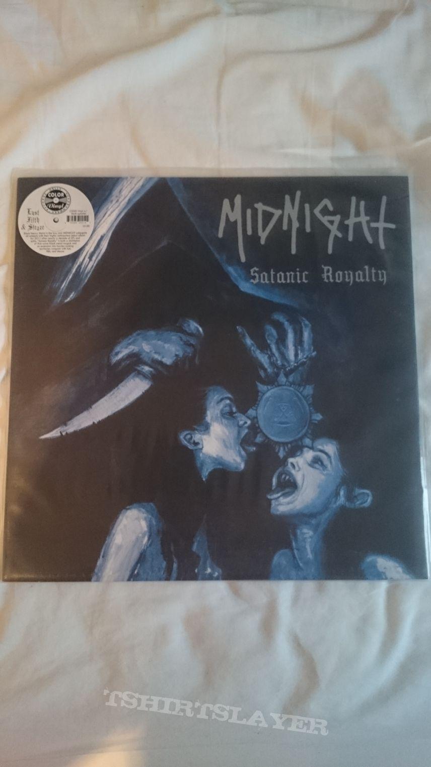 Midnight - Satanic Royalty
