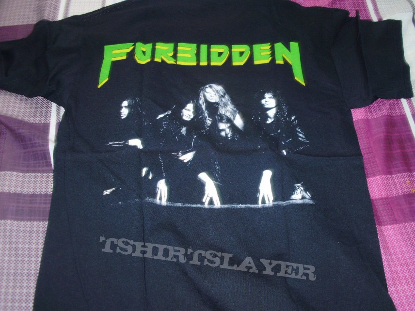 TShirt or Longsleeve - Forbidden - Twisted into form