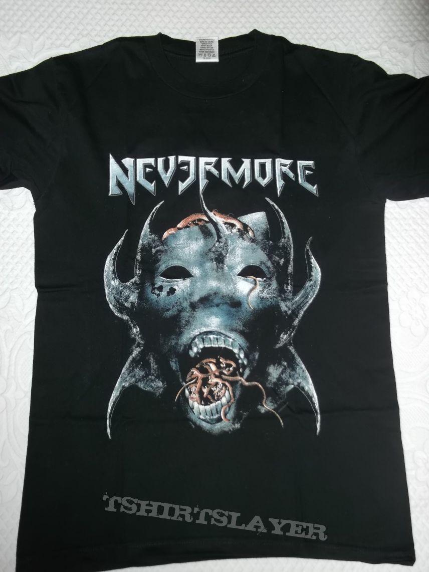 113c4e7f Nevermore - Enemies of Reality 2003 USA Tour t-shirt   TShirtSlayer ...