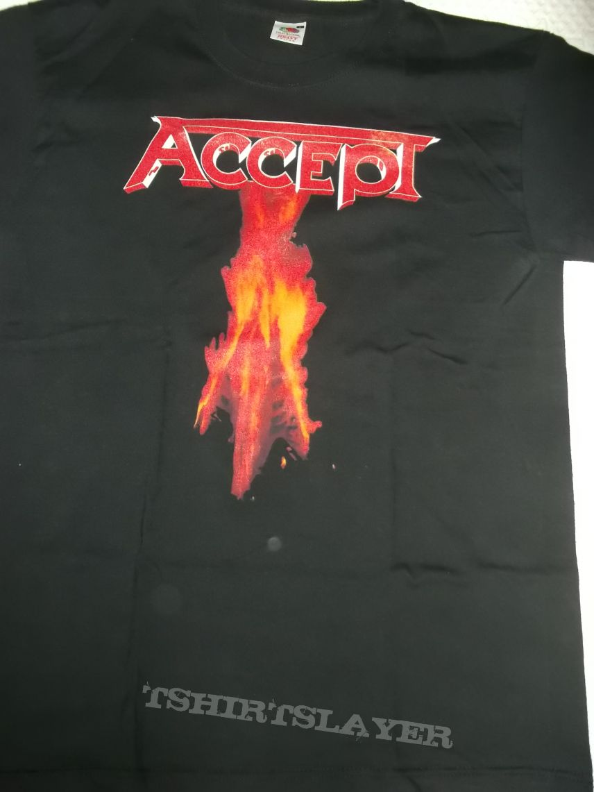Accept - Restless and Wild T-shirt | TShirtSlayer TShirt and