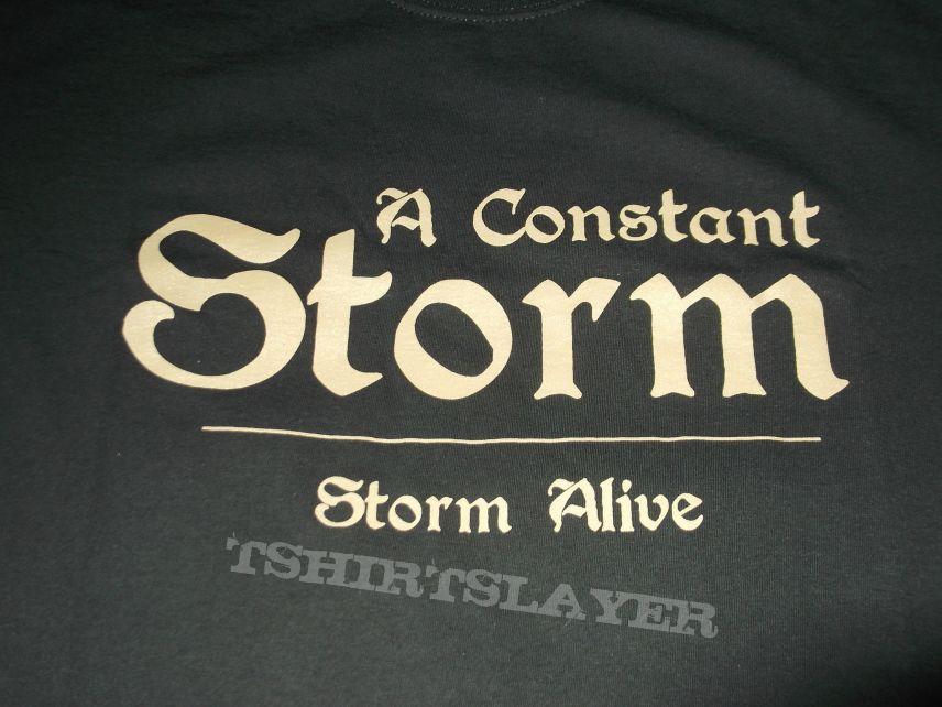A Constant Storm T-shirt