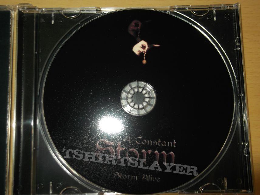 A Constant Storm - Storm Alive CD