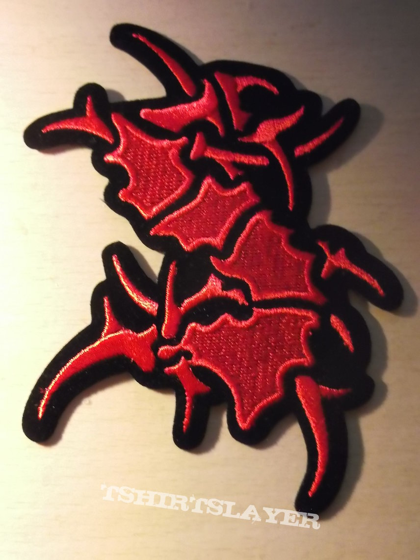Sepultura - S shaped Patch
