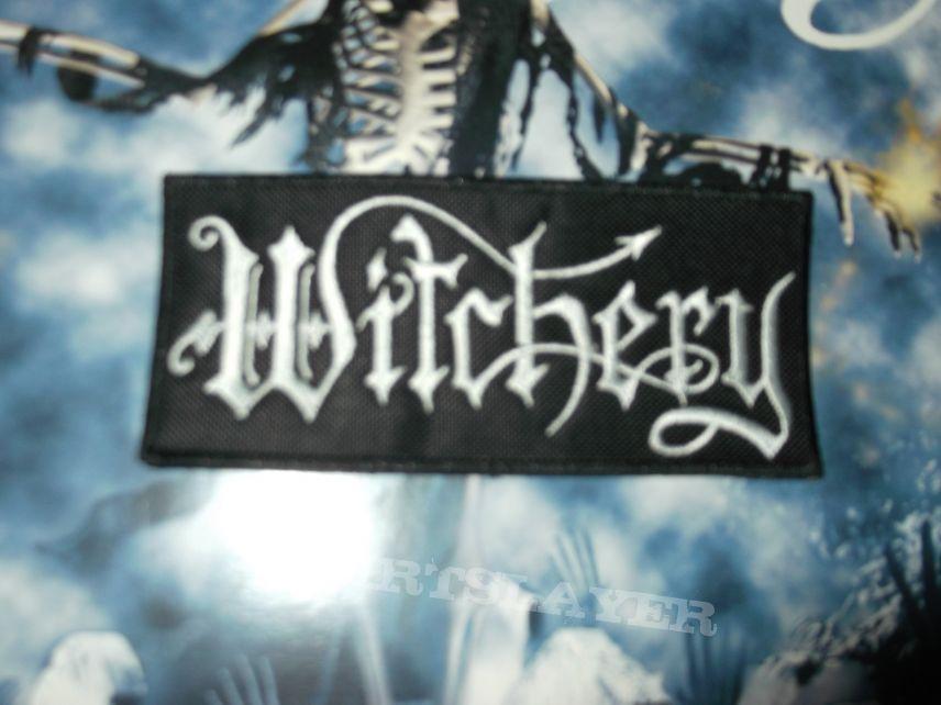 Witchery -  Logo patch