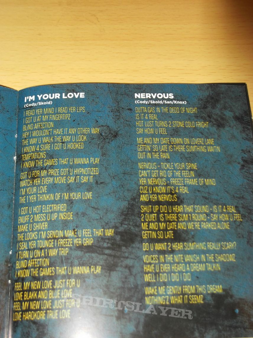 Shotgun Messiah - Shotgun Messiah CD