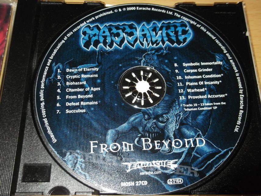 Massacre - From Beyond + Inhuman Condition EP
