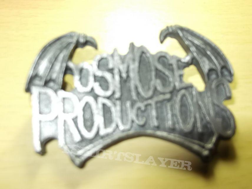 Osmose label shaped Logo